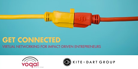 Get Connected: Virtual Networking for Impact-Driven Entrepreneurs- October tickets