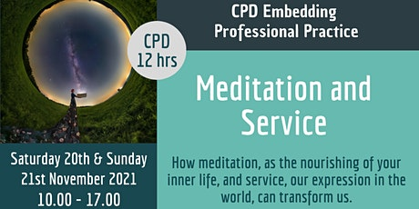 Meditation and Service tickets