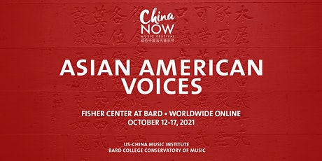 Asian American Voices: Artists Confronting Society tickets