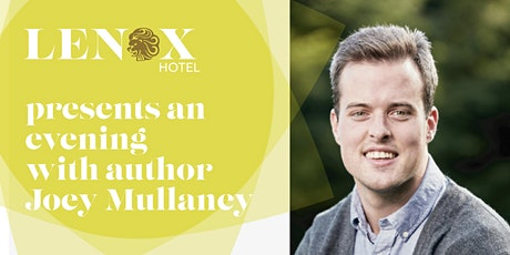An Evening with Author Joey Mullaney tickets