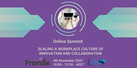 Scaling a Workplace Culture of Innovation and Collaboration tickets