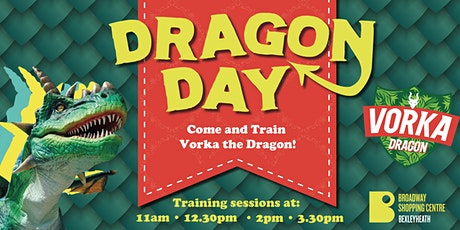 Dragon Day @ The Broadway tickets