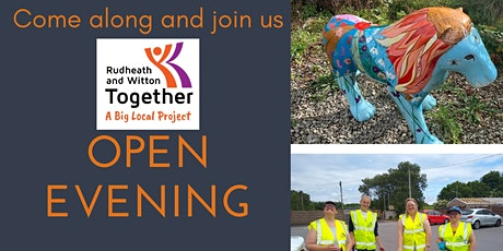 Rudheath and Witton Together Open Evening tickets