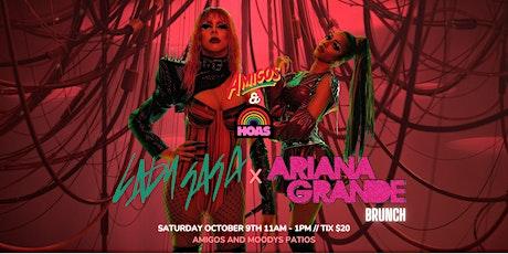 Lady Gaga x Ariana Grande Drag Brunch tickets