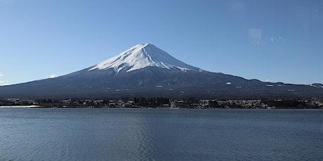 'Japanese Winter Wonderland' - an online talk with Robert Snary tickets