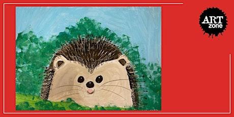 Online Art Workshop for Juniors & Family tickets