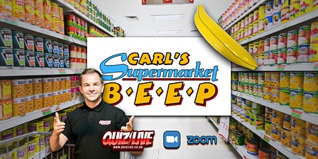 Carl's Supermarket Beep Game Show Spectacular tickets
