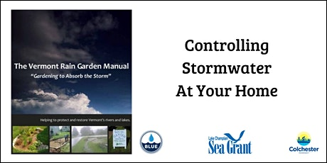 Controlling Stormwater At Your Home tickets