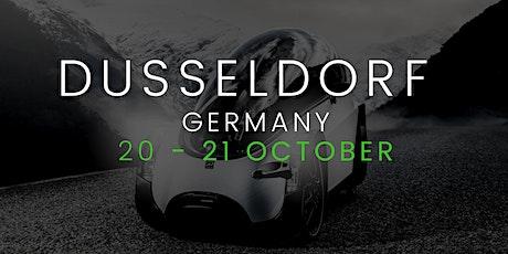 Germany // Düsseldorf - Test ride PODBIKE® Frikar® e-bike Tickets
