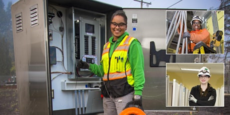 Women's Meetup: Exploration of Union Electrical Apprenticeship and Careers tickets