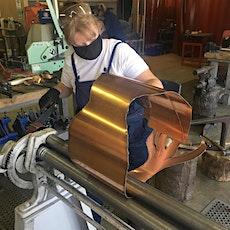 Sheet Copper Sculpture (Mon - Thurs, 21 - 24 Nov 2022) tickets