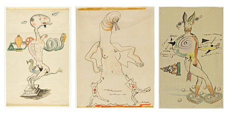 HALLOWEEN LIFE DRAWING: The Exquisite Corpse tickets