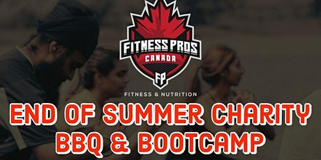 Fitnesspros Canada BBQ October 2nd  2021 tickets