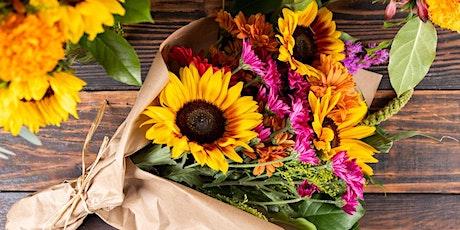 Autumn Bouquet Bar tickets