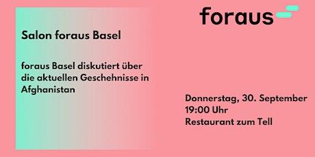 Salon foraus Basel Tickets