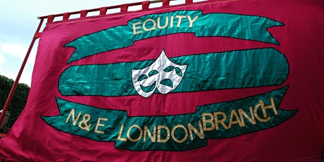 Copy of Equity North & East London October  Branch Meeting tickets