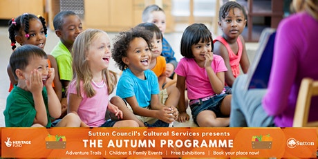 Rhymetime in Cheam Library tickets