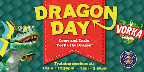 Dragon Day @ The Pentagon tickets