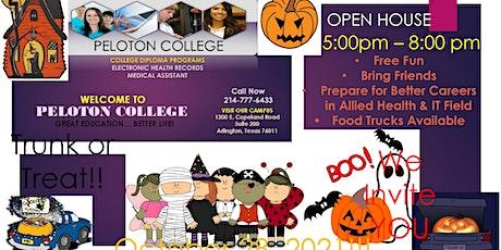 Peloton College Trunk or Treat tickets