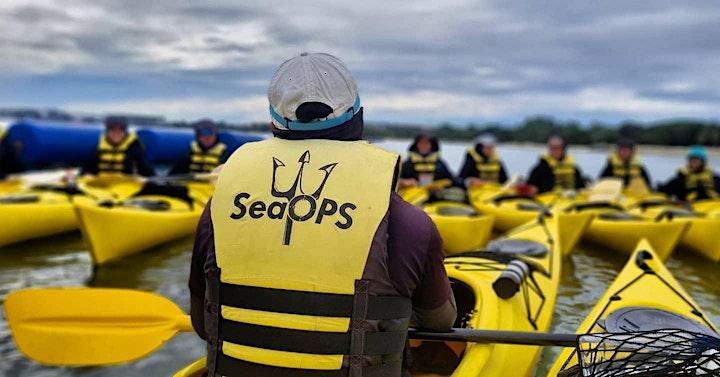 SeaOPS 1 Star Sea Kayaking Certification image