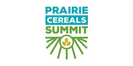 Prairie Cereals Summit 2021 tickets