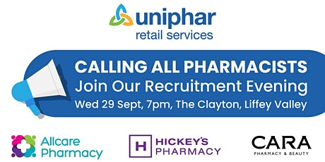 Pharmacist Recruitment  and Training Event tickets