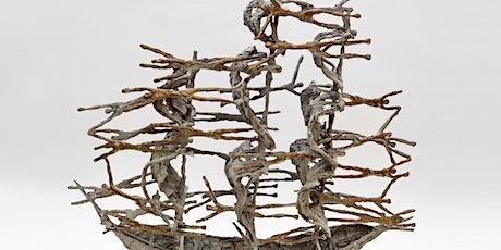 John Behan RHA  | Shifting Ground - new works in bronze tickets