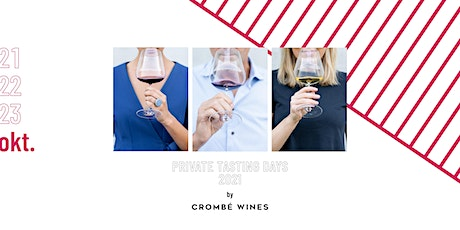 Private Tasting Days 2021 tickets