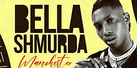 Bella Shmurda in Manchester tickets