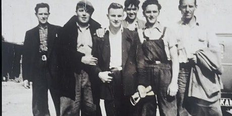 Memories of the men who built Britain: Reminiscence with Ultan Cowley tickets