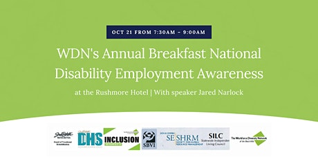 WDN's Annual Breakfast National Disability Employment Awareness tickets