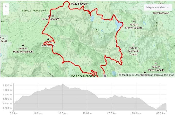 Immagine Mountainbike Tour dei Laghi - Randazzo (CT)