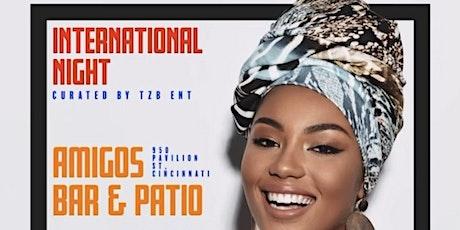International Saturdays tickets