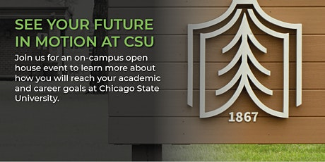 Chicago State University Open House tickets