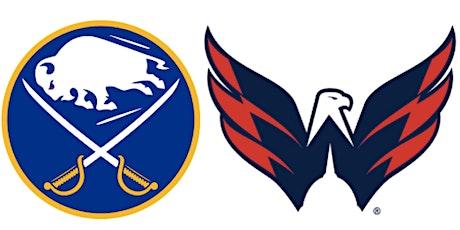 Buffalo Sabres vs Washington Capitals tickets