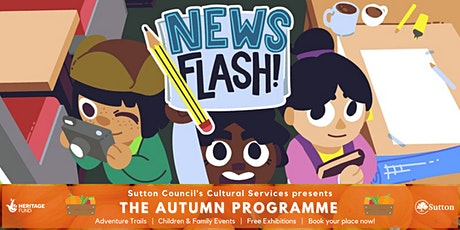 NewsFlash!: Live Panel Discussion tickets