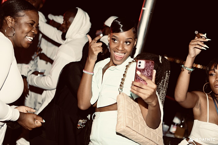 The #1 HIP HOP & R&B Boat Party NYC image