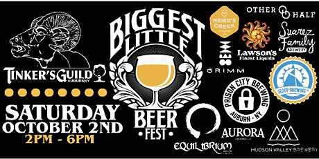 Tinkers 5th Annual BIGGEST little Beerfest tickets