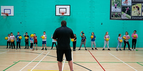 Move More Holiday Programme Eastbourne Sports Complex 26/27/28 October tickets
