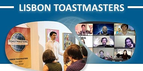 Lisbon Toastmasters Club - Sessão Híbrida @ IST 28/09/2021 19h45 bilhetes