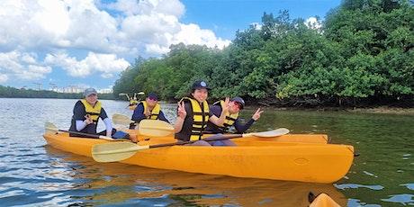 Sustainability Kayaking Tour – Sembawang Park to Khatib Bongsu tickets