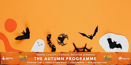 Halloween Fun at Whitehall Historic House tickets