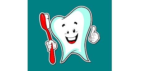 牙齿保健及安省牙科保健计划 (以普通话进行 Mandarin seminar) tickets