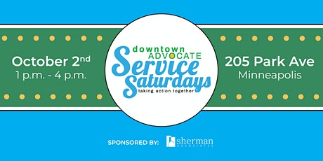 Downtown Advocate Service Saturday tickets