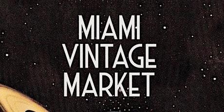 Miami Vintage Market at Gramps Wynwood entradas