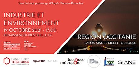 INDUSTRIE & ENVIRONNEMENT en région Occitanie billets