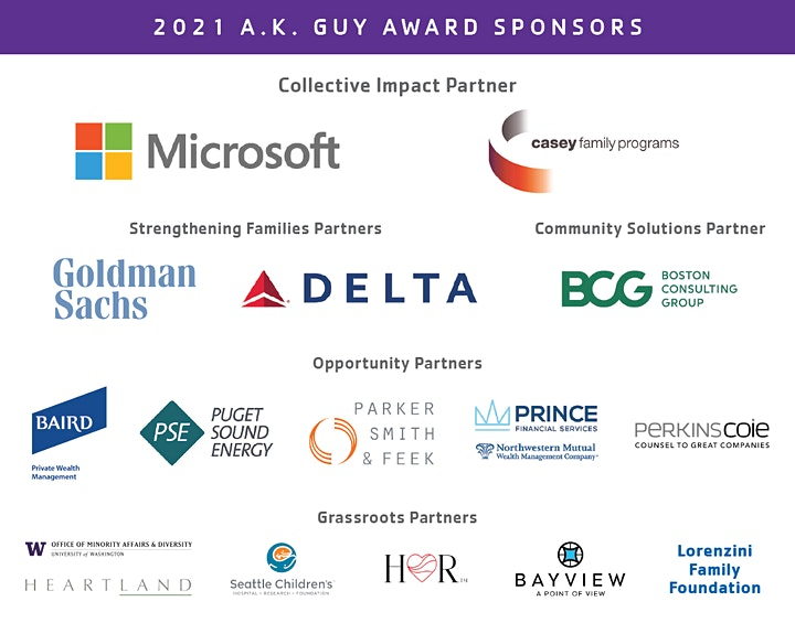 A.K. Guy Award 2021 image