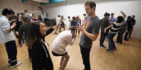 Intro to Improv - Spontaneity and Imagination (Online) tickets