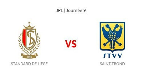 Jupiler Pro League: Standard de Liège - STVV billets