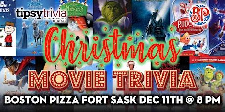 Christmas Trivia - Dec 11th, 8:00pm - Boston Pizza Fort Saskatchewan tickets